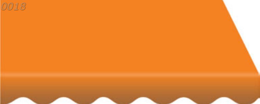 одноцветная оранжевая ткань