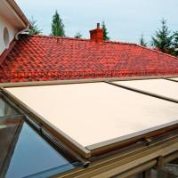наклонная для крыши